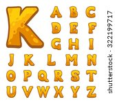 gold stone game alphabet