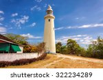 lighthouse in negril  jamaica   Shutterstock . vector #322234289