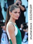 Small photo of VENICE, ITALY - SEPTEMBER 12: Elisa Sednaoui during the 72th Venice Film Festival 2015 in Venice, Italy