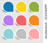 set of labels for your designs | Shutterstock . vector #322256099