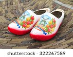 Typical Dutch Wooden Clogs ...