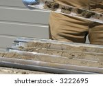 soil samples.  the cores from...