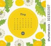 Calendar Template 2016 With...