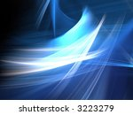 pattern of light | Shutterstock . vector #3223279