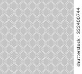 geometric ornamental pattern  ... | Shutterstock . vector #322400744