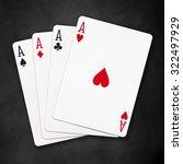 A Winning Poker Hand Of Four...