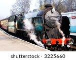 Steam Train At Grosmont  North...