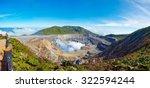Poas Volcano  Costa Rica ...