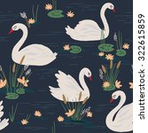 beautiful seamless pattern with ... | Shutterstock .eps vector #322615859