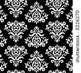 White Floral Pattern Vol....