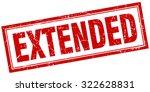 extended red square grunge...   Shutterstock .eps vector #322628831
