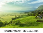 anger  germany  bavaria. in the ... | Shutterstock . vector #322663601