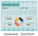 infographic elements business... | Shutterstock .eps vector #322670519