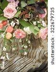 wedding card   Shutterstock . vector #322679735