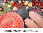 Women's Autumn Shoes  Hat ...