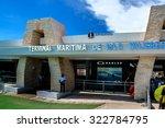 isla mujeres  mexico   july 13  ... | Shutterstock . vector #322784795