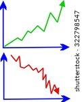 graph | Shutterstock . vector #322798547
