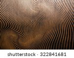 Wood Texture With Lasered...