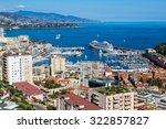 Panoramic View Of Monte Carlo...