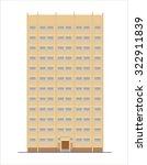 houses  buildings ... | Shutterstock . vector #322911839