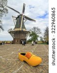 Typical Dutch Image Of A Large...