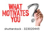 hand with marker writing  what...   Shutterstock . vector #323020445