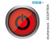 power button | Shutterstock .eps vector #323297834