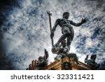 Triton Statue In Bologna ...