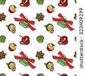 Christmas Pattern. Christmas...