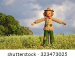 Scarecrow Strawman Made To...