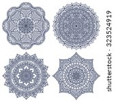 Mandalas. Vintage Decorative...