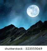 Beautiful Alpine Landscape Nea...