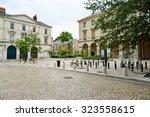 orleans  france   august 11 ...   Shutterstock . vector #323558615