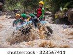 loei thailand october 4 ... | Shutterstock . vector #323567411