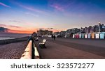 Beautiful Sunset In Brighton ...