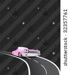 hip hop car background   Shutterstock .eps vector #32357761