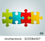 Colorful Puzzle Pieces...