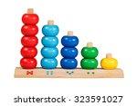 Wooden Children Toy Scores Fro...