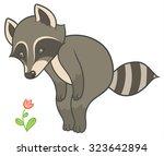 vector illustration   cartoon... | Shutterstock .eps vector #323642894