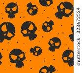 seamless pattern background... | Shutterstock .eps vector #323672534
