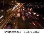 Night Highway Endless Motion