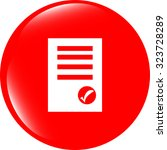 vector edit document sign icon. ...