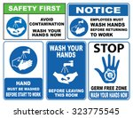 wash your hands sign  avoid...