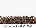 coffee beans | Shutterstock . vector #323815001