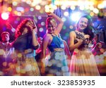 party  holidays  celebration ... | Shutterstock . vector #323853935