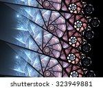Colorful Fractal Spiral Patter...