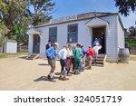 sovereign hill  australia  ... | Shutterstock . vector #324051719