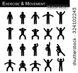 Постер, плакат: Exercise and Movement