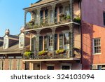 architecture of the french... | Shutterstock . vector #324103094