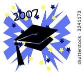 graduation cap | Shutterstock . vector #3241173